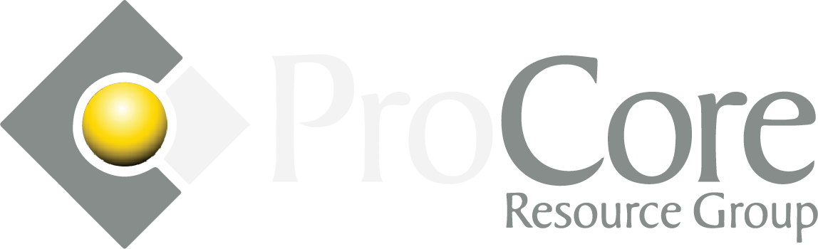 ProCore Resource Group Retina Logo